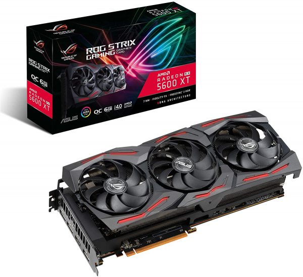 ASUS ROG STRIX RX5600XT 6GGAMING