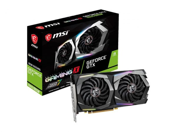 MSI GEFORCE GTX1660S GAMX