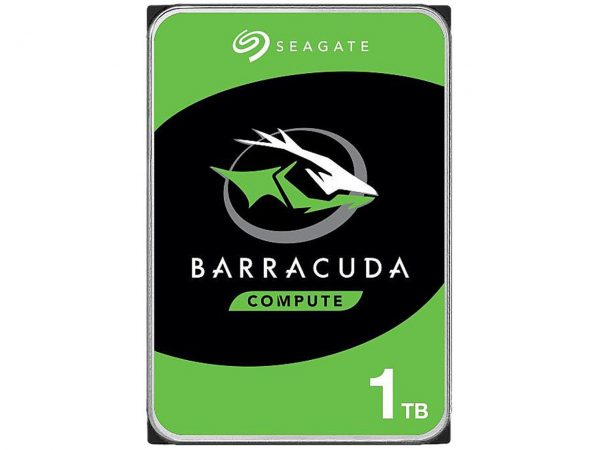 1TB SEAGATE BARRACUDA