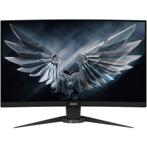 MONITOR GIGABYTE CURVED AORUS 27""