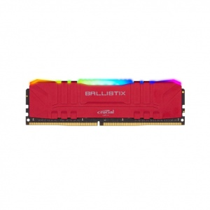 MEMORIA PC 8GB DDR4 3200MHZ RED CRUCIAL BALLISTIX RGB